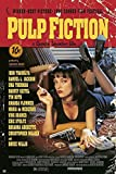 Grupo Erik Editores Poster Pulp Fiction
