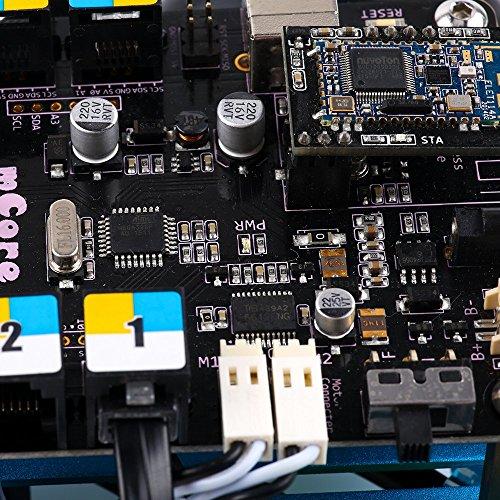 61qGQWFQCjL - Makeblock 90050 - Robot Educativo mBot, STEM Arduino programable con Scratch