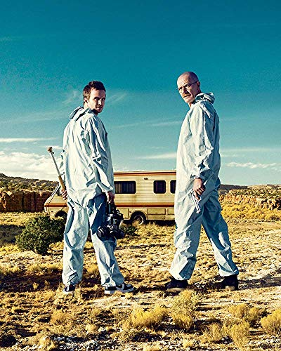 PALOMA NIEVES Breaking Bad TV Show (2008-2013) Poster 24x36 -