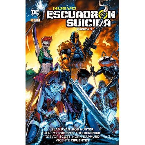 Nuevo Escuadrón Suicida: Fuerza X 12