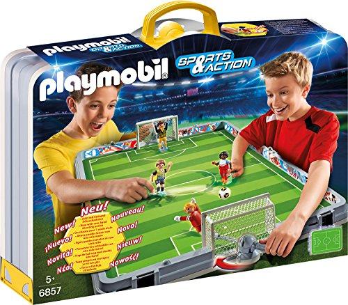 PLAYMOBIL 6857 - Große Fußballarena zum Mitnehmen