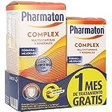 Mutlivitaminas y minerales PHARMATON COMPLEX. Promoción especial 130 comprimidos (100+30 de regalo)