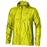 Asics fuzeX Packable Jacket Meiro Sulphur Spring M