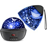 DSAATN Star Projector Light for Bedroom with Super Timer, Toys for 1 2 3 4 5 6 7 8 9 10 year old girls & Boys Toys Age 1…