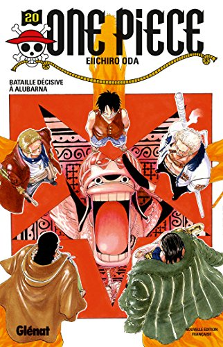 One Piece - Édition originale - Tome 20: Bataille décisive à Alubarna