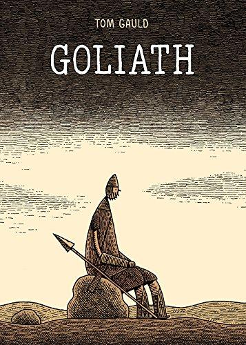 Goliath por Tom Gauld