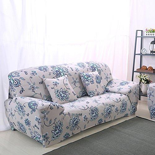 Fastar 123posti divano copridivano elasticizzato slipcover anti-skid elastico in poliestere divano copertura protector, type:a
