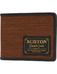 Burton Geldbeutel Lnghaul Wallet - Cartera para hombre, color marrón, talla NA