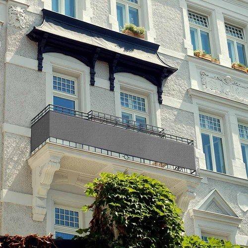 Preiswert Balkon Sichtschutz Windschutz Shsyue Wetterbestandige