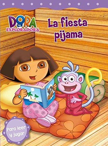 La Fiesta Pijama. Dora La Exploradora