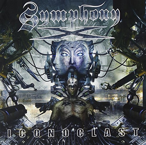 Symphony X: Iconoclast (Audio CD)