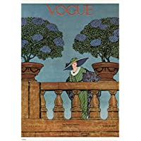 Vintage Vogue June 1912 Poster Art Print preiswert