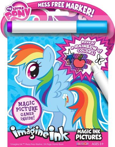 bendon-my-little-pony-imagine-ink-book