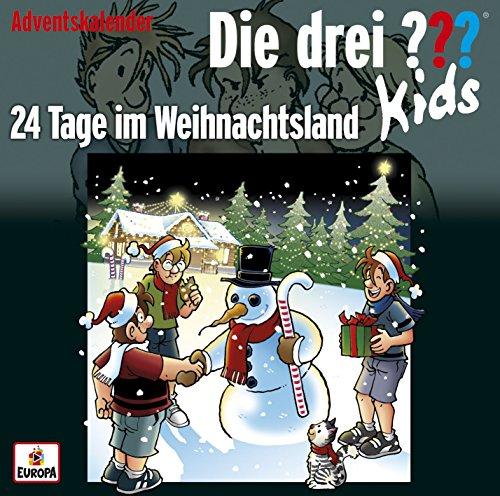 Die drei ??? Kids (SE) 24 Tage im Weihnachtsland - Europa 2016
