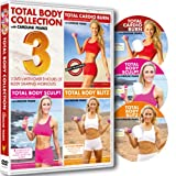 Total Body Collection: 3 DVD Box Set with Caroline Pearce