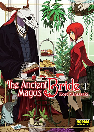 Descargar Libro The ancient magus bride 01 de Koré Yamazaki