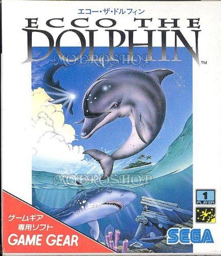 Occasion, Ecco the Dolphin - Game Gear - JAP d'occasion  Livré partout en Belgique