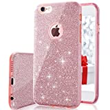 Best Case for iphone 6 plus Looking Iphone 6 Plus Cases - iPhone 6s Plus Case, Milprox SHINY GLITTER CASE Review