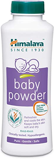 Himalaya Baby Powder (400g, Pack of 2 )