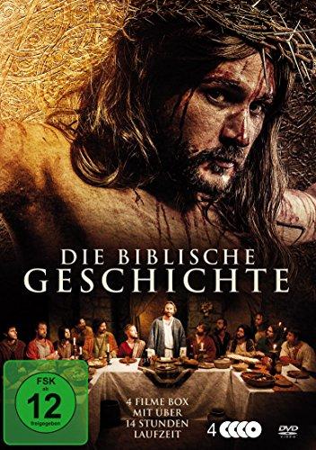 Die biblische Geschichte [4 DVDs]