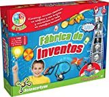 Science4you-600225 Fábrica de inventos, Juguete Educativo y científico (600225