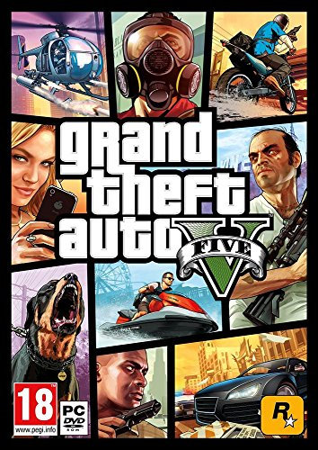 GTA 5 Grand Theft Auto V PC
