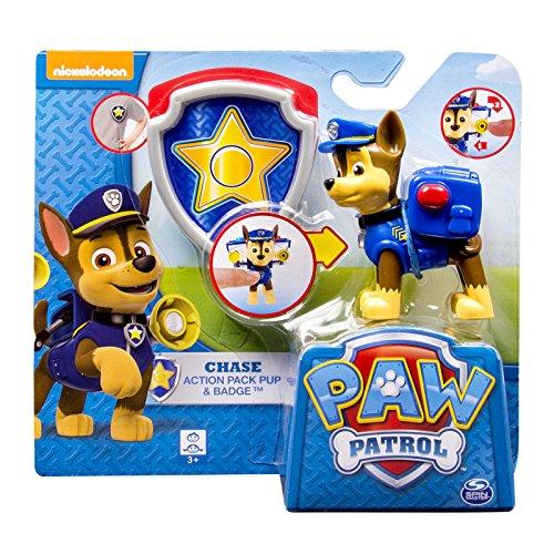 Paw Patrol - 6026952 - Figurine d'Action - La Pat' Patrouille - Modèle Aléatoire