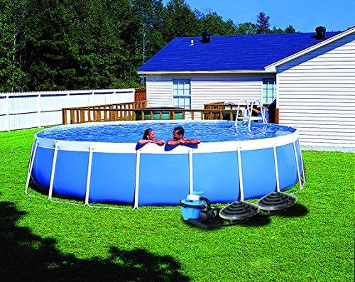 gf 80005488 sunny r chauffeur solaire pour piscine et pataugeoire ma planete verte. Black Bedroom Furniture Sets. Home Design Ideas