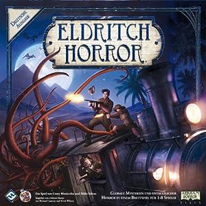 Asmodee HE564 Eldritch Horror - Juego de Mesa (Contenido en alemán)
