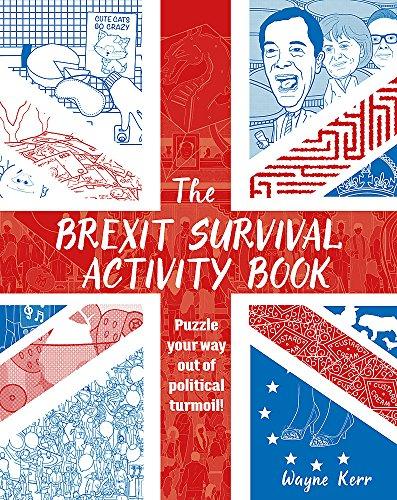 The Brexit Survival Activity Book