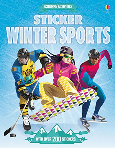 Sticker Winter Sports (Sticker D...