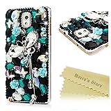 Best Mavis's Diary Case For Note 4s - Note 4 Case,Mavis's Diary Luxury 3D Handmade Bling Review