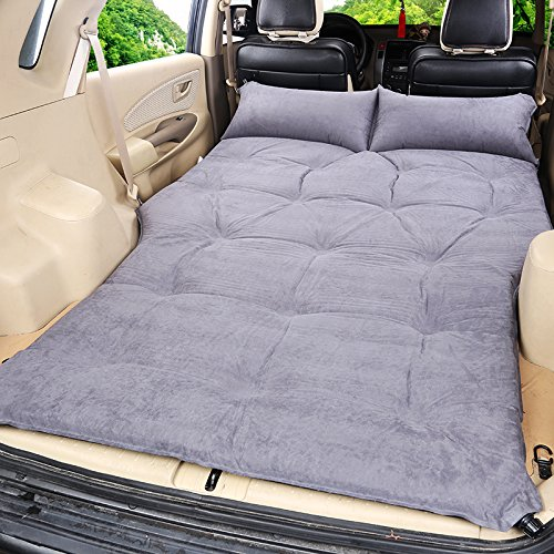 Lameila materassino letto auto gonfiabile aria materasso per suv mpv per auto portatile letto - Letto da campeggio ...