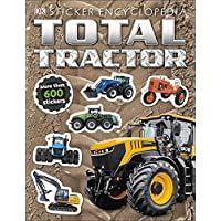 Total Tractor Sticker Encyclopedia (Dk)