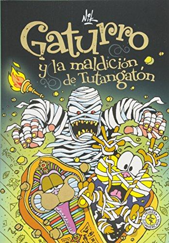 Gaturro y la maldicion de Tutangaton/Gaturro and the Curse of Tutangaton par NIK