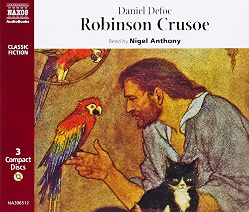 the relationship between fathers and sons in daniel defoes novel robinson crusoe Father-and-son conflict is the theme that connects the two story lines and ensures an unbreakable connection between this fabulously arresting novel and the fortunate reader who steps into its pages vargas llosa [is] a soaring storyteller.