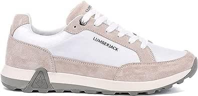 Lumberjack Grant Sneaker Male Shoes White