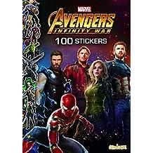 Avengers Infinity War - Sticker Book