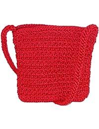 Amazon.es: Bolsos A Crochet: Equipaje