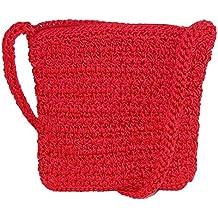 CTM de la mujer Crochet Crossbody Bolso