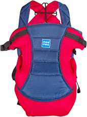 Mee Mee Soft and Easy Fit Baby Carrier (Blue)