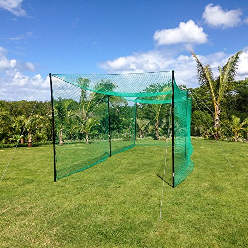 20ft Ultimate Cricket Net | Gard...
