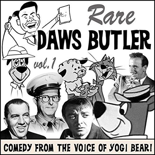 Rare Daws Butler  Audiolibri