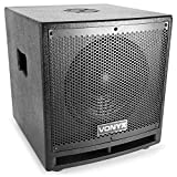 Vonyx VX1000BT 2.2 Aktivlautsprecher-Set Boxensystem 1000 W 2 x 10