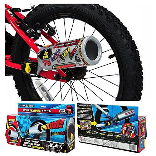 Turbospoke Das Fahrrad-Auspuff-System Das Fahrrad-Auspuff-System, Turbospoke4936