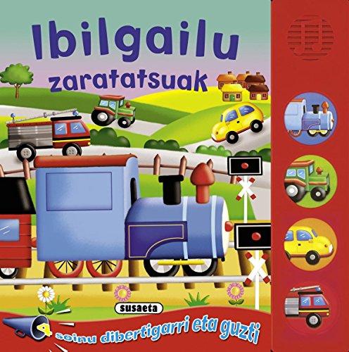 Ibilgailu zaratatsuak (Botoi zaratatsuak) por Equipo Susaeta