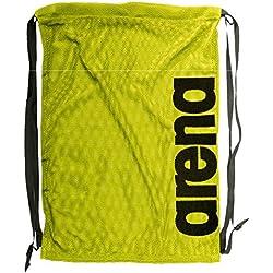 Arena Fast Mesh, Sacs à dos mixte adulte, Jaune (Fluor Yellow), 36x24x45 cm (W x H L)