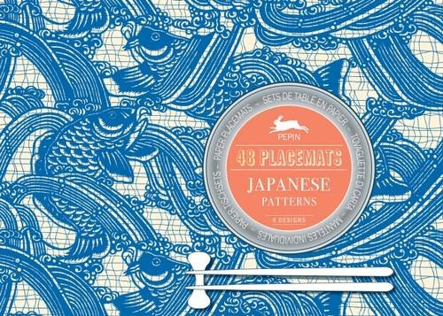 Japanese Patterns: Placemat Pads