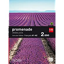 Méthode de français. 2 ESO. Promenade. Andalucía - 9788467586565