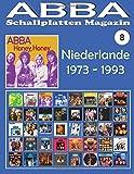 ABBA - Schallplatten Magazin Nr. 8 - Niederlande (1973 - 1993): Diskografie veröffentlicht von Polydor, Arcade, K-Tel,